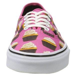 73fadfae8a01e2 Vans Shoes - Mens Van s hot pink cupcake fashion sneaker
